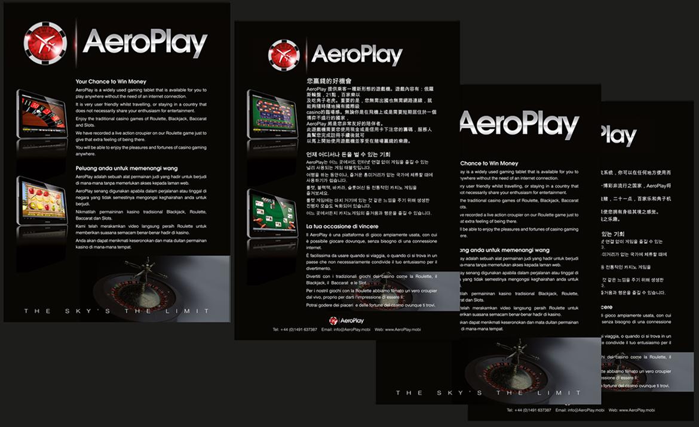 Fee AeroPlay