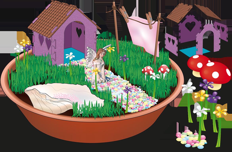Interplay Fairy Garden