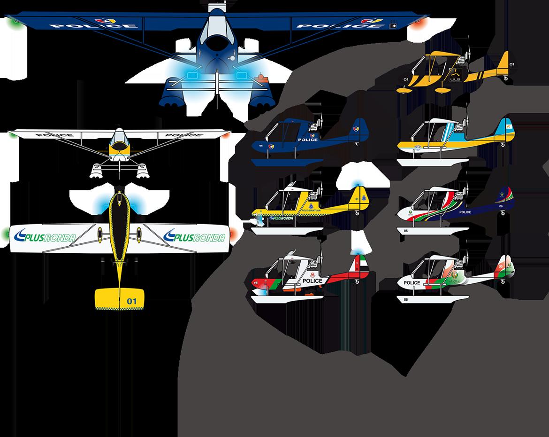 ULS Aircraft Livery